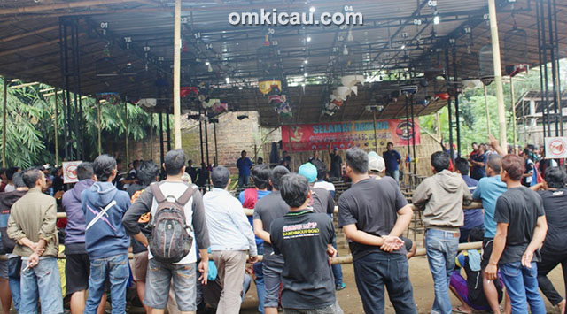 Latpres Garuda Sukoharjo feat Radjawali Indonesia