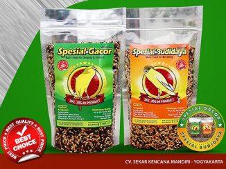 Produk Pakan SPESIAL GACOR - SPESIAL BUDIDAYA
