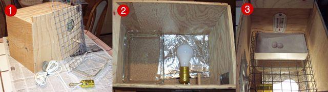 Inkubator darurat dari glodok