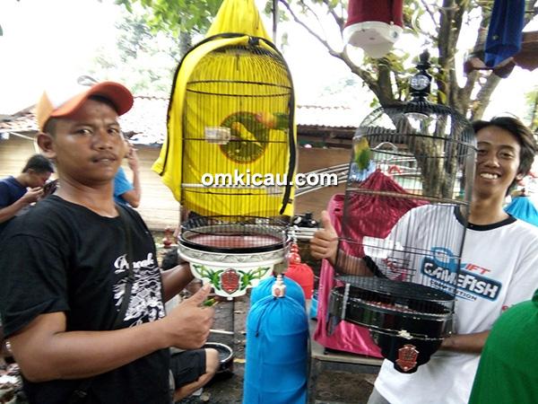 Lovebird Kang Parno