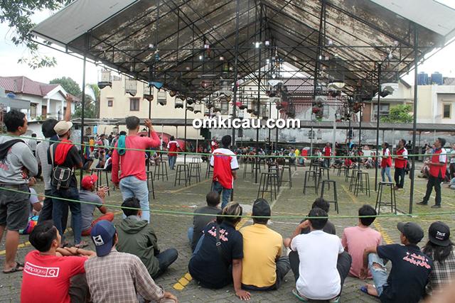 Latpres New Bravo Jakarta
