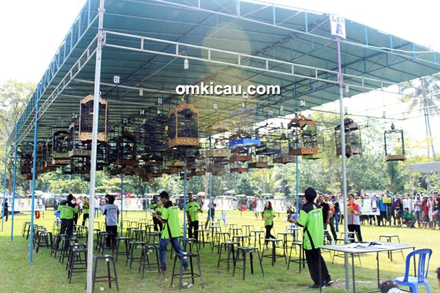 Piala Candi Borobudur (21/5)