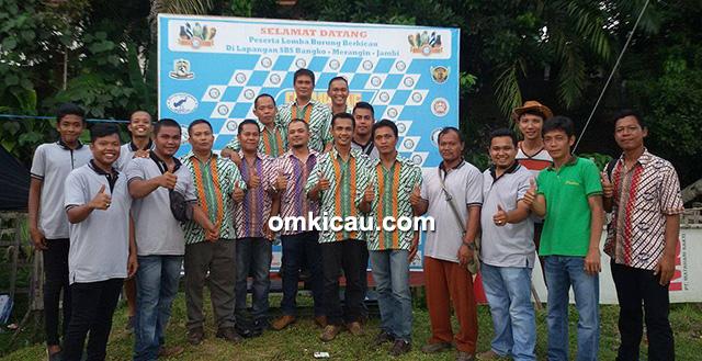 Launching Ronggolawe Nusantara DPC Merangin