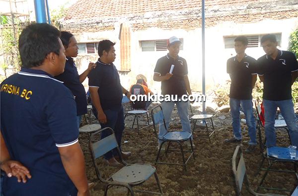 Launching Gantangan Krisna BC Kudus