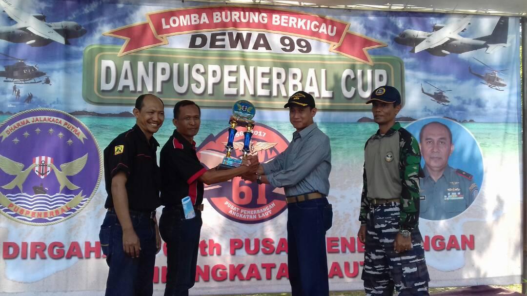Danpuspenerbal Cup 2017