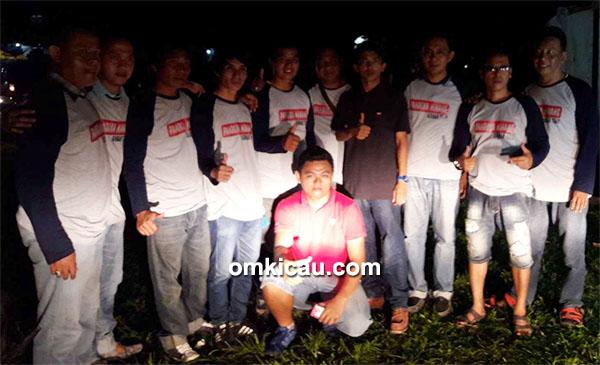 Panitia dan Tim Juri Latpres Pandeka Minang