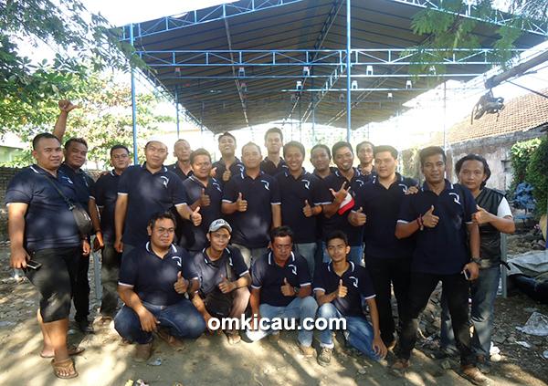 Panitia Krisna Cup 1 Kudus