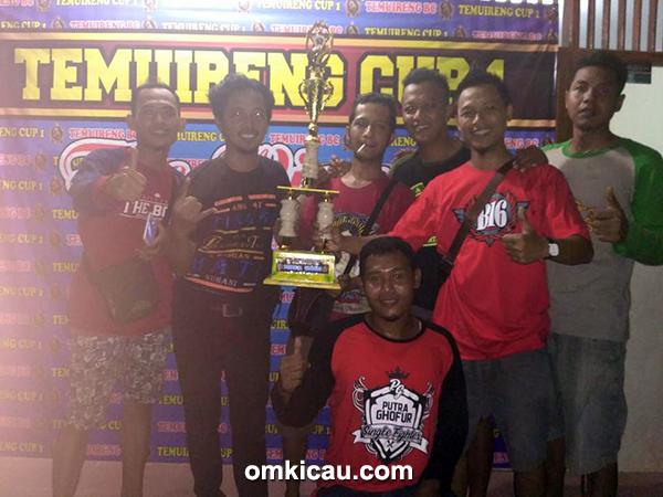 Pekalongan Team juara umum BC