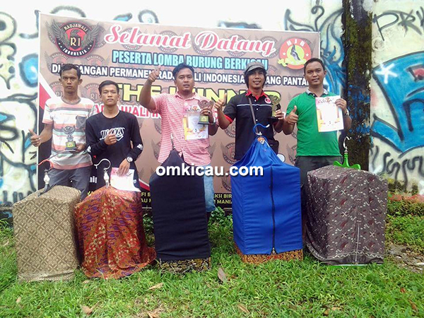Latpres Radjawali Indonesia DPC Kabupaten Bungo