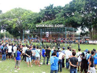 Lomba burung berkicau Piala Pakualam 5