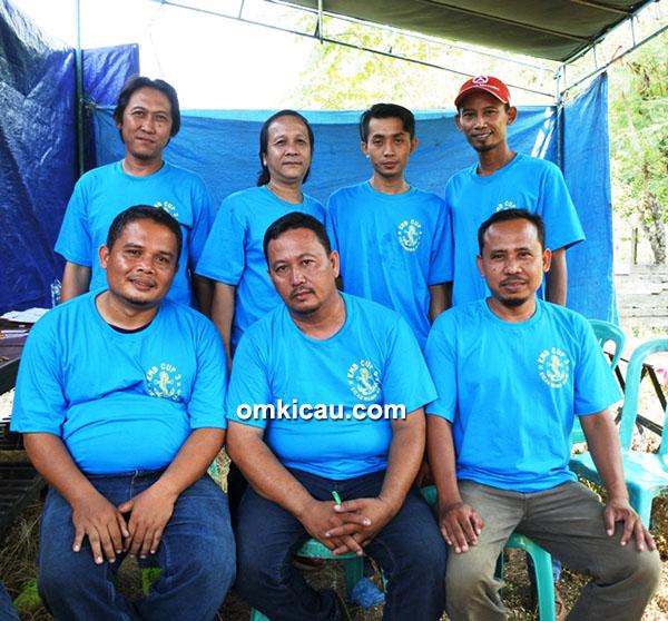 Tim juri KMB Cup 3