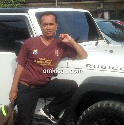 Om Wawan. panitia even Komando Berkicau 2017