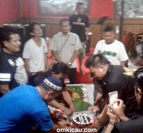 HUT Ke-1 Radjawali Indonesia