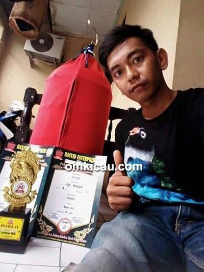 hasil lomba di Tangerang
