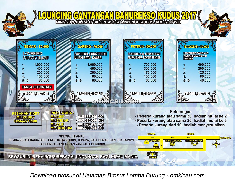 Launching Gantangan Bahurekso