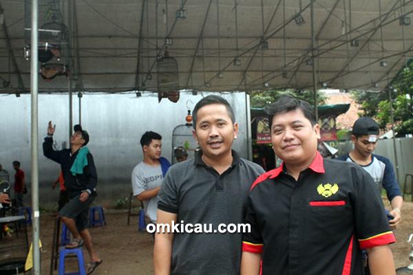 Om Ubay dan H Nino