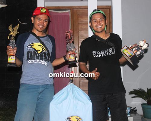 Om Brian dan Om Rizal (BMBS Produk)