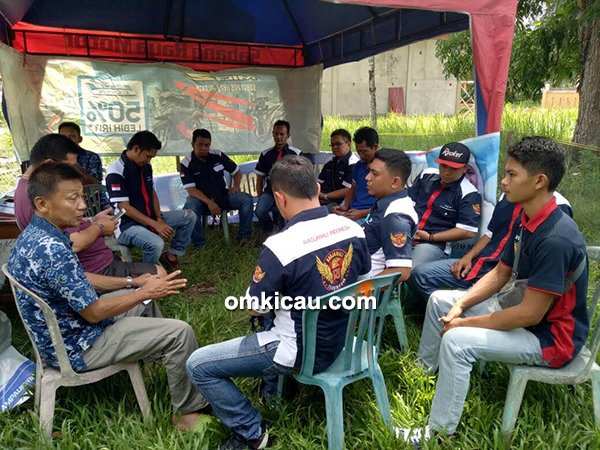 lomba burung berkicau Yamaha Cup 4 Bangko
