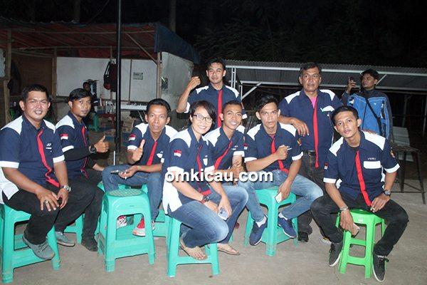 Team Juri Radjawali Indonesia