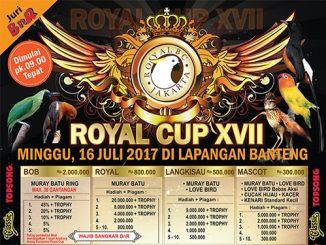 royal cup xvii