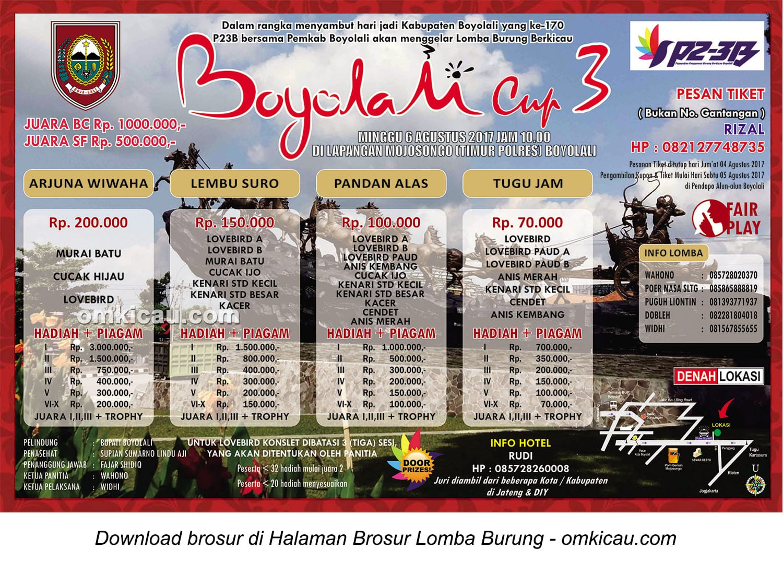 boyolali cup 3