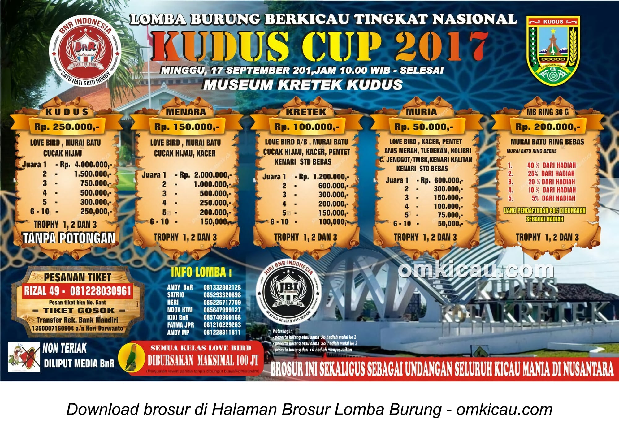 Kudus Cup 2017