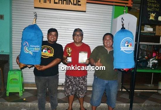 Duta Monaliza Cup 1