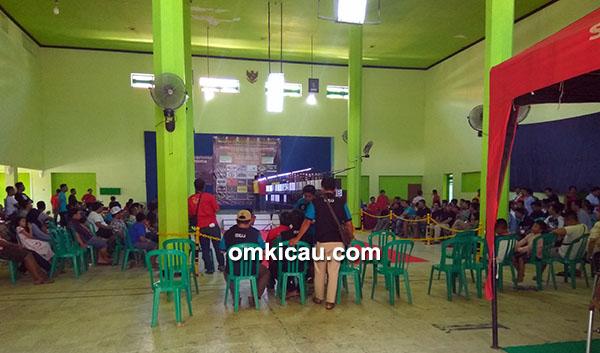 Suasana kontes KLI Madura2