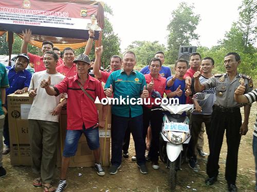 Launching BnR Merangin