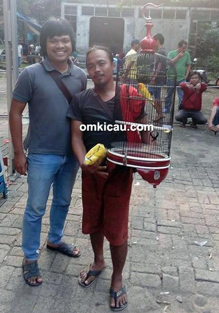 lovebird Purwo Kalong