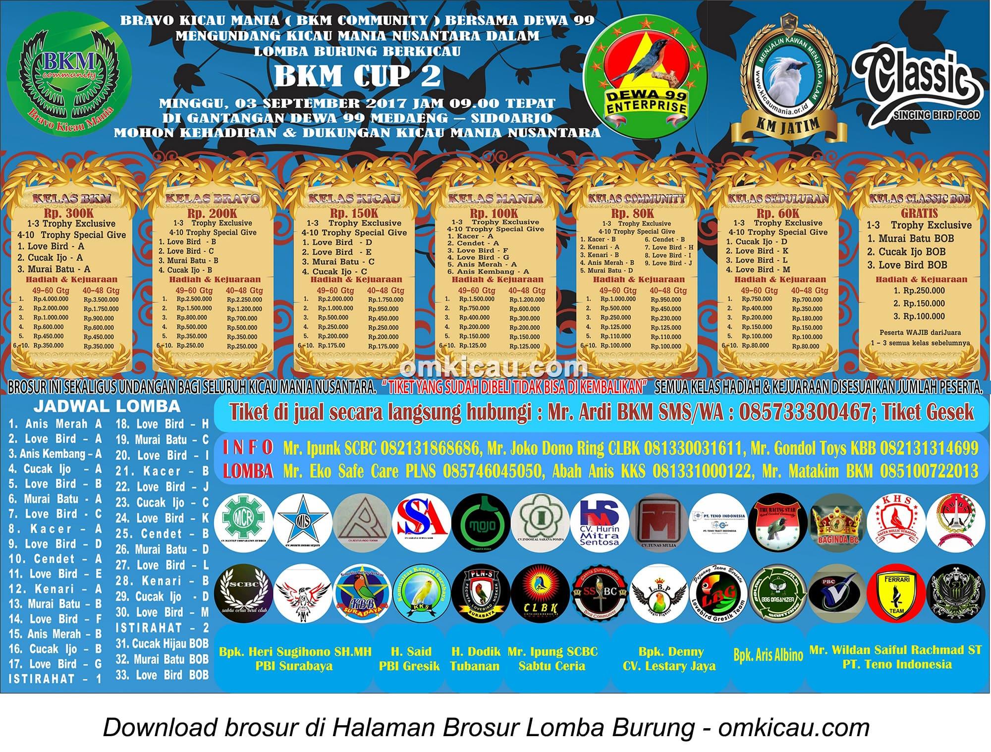bkm cup 2
