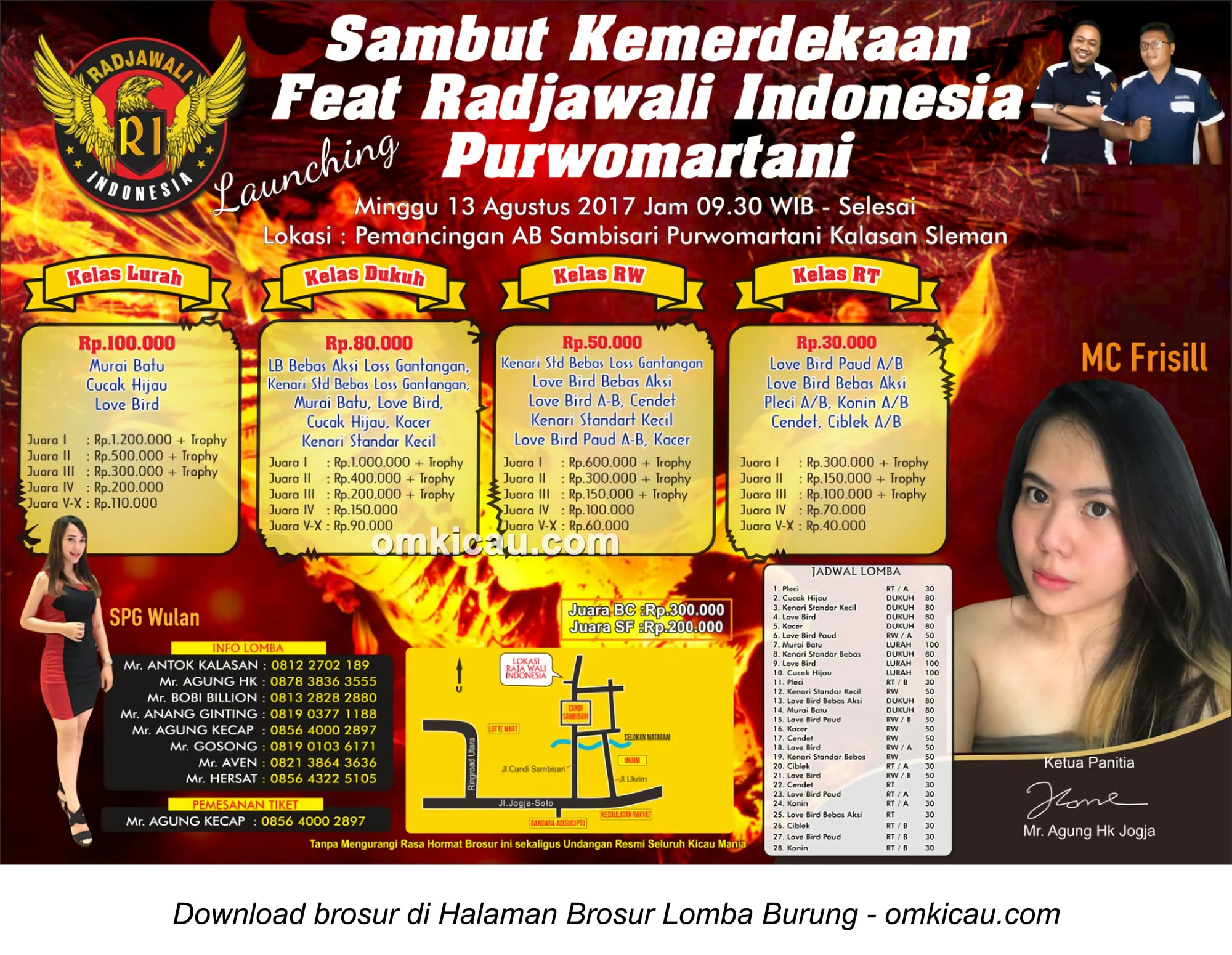 launching ri purwomartani