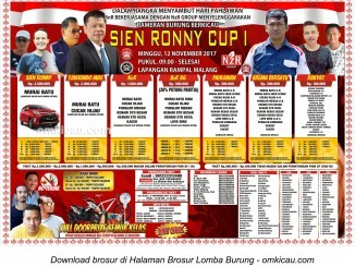 Sien Ronny Cup 1