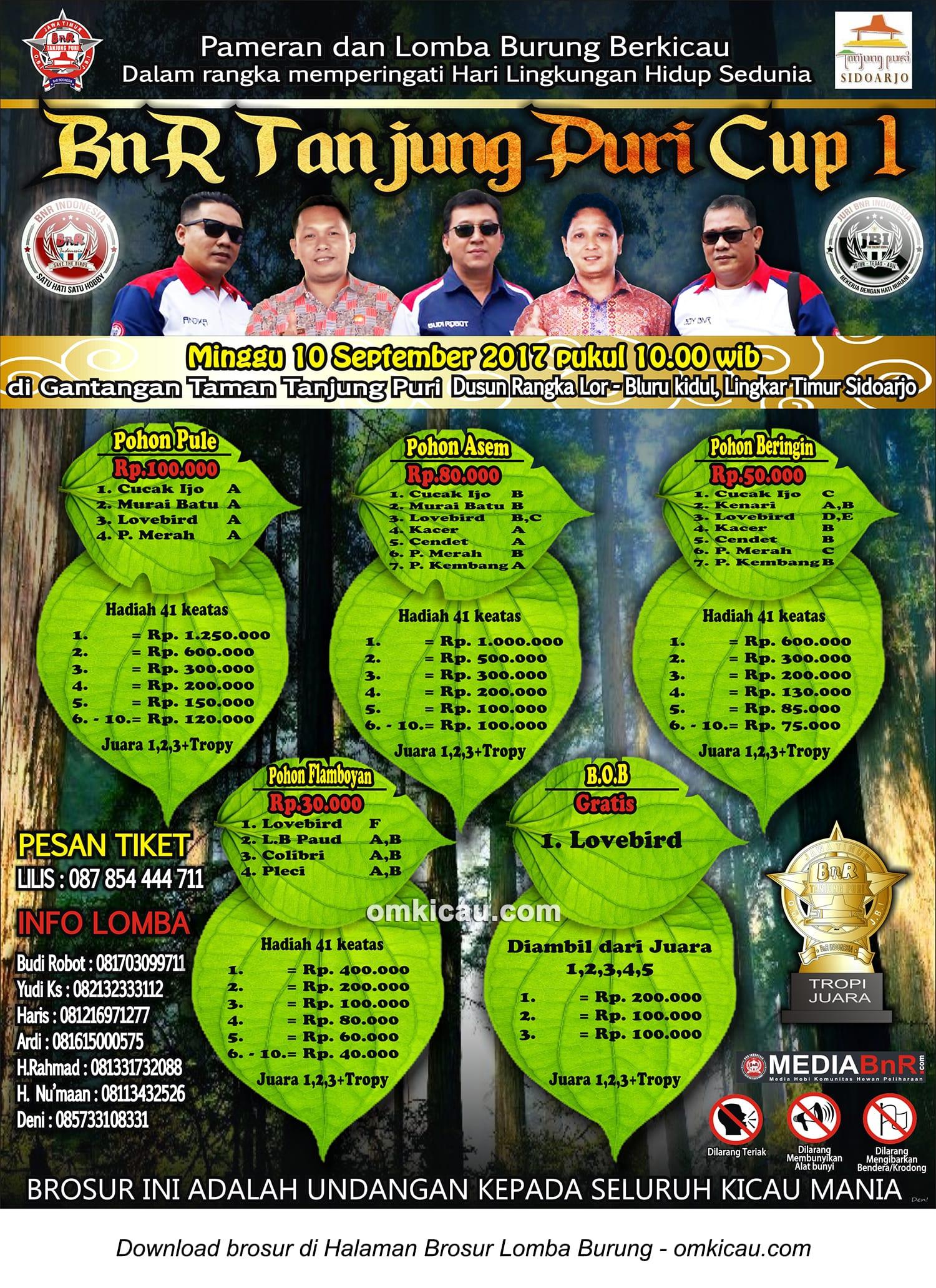 BnR Tanjung Puri Cup I