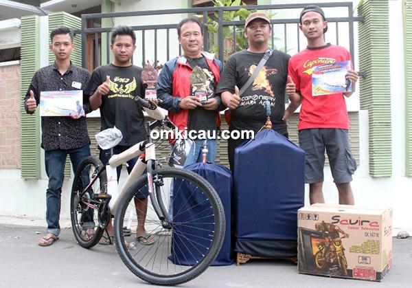 Duta Caponiery Suara Alam (CSA) Klaten