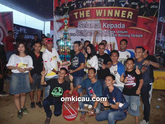 King;s Man BC Palembang