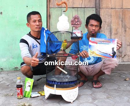 lovebird Dewi Persik