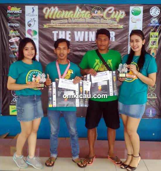 kontes 10-G Monaliza Cup