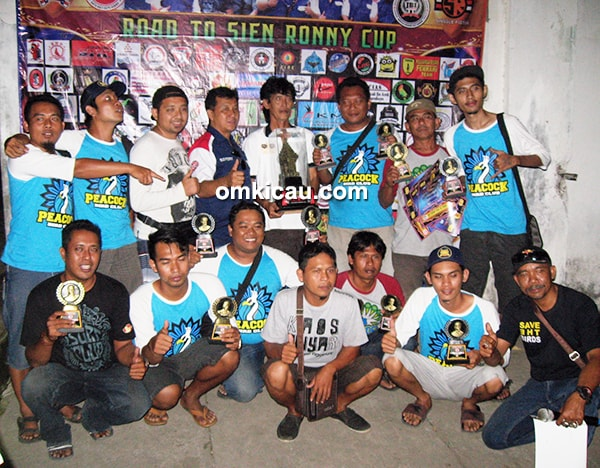 Road to Sien Ronny Cup