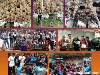 Piala Kemerdekaan di RE Muci