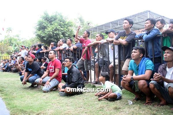 Latpres KM Cepoko Mulyo with Ronggolawe