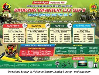 Batalyon Infanteri 133 Cup II