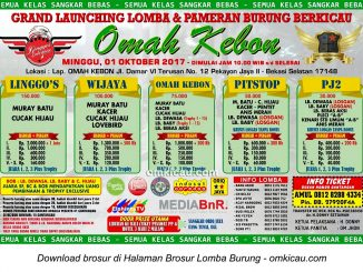 Grand Launching Omah Kebon