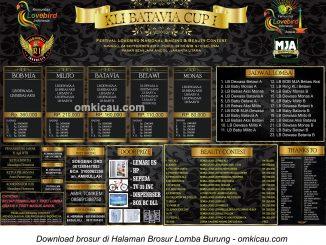 KLI Batavia Cup
