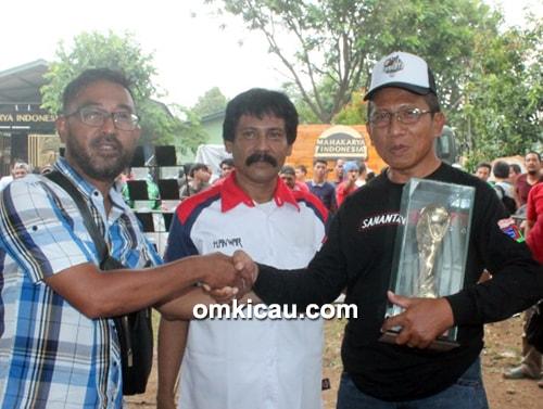 Road to BnR Award Lapangan Zeni