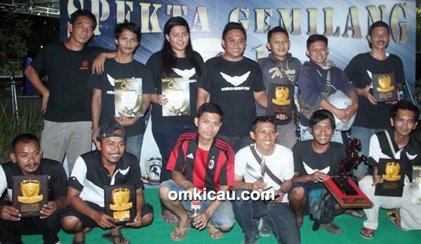Kompor Mleduk Team