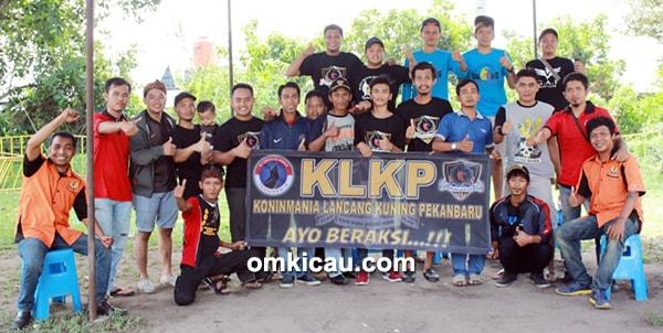 Launching KLKP