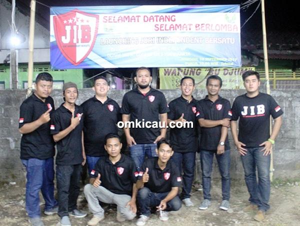 Launching JIB