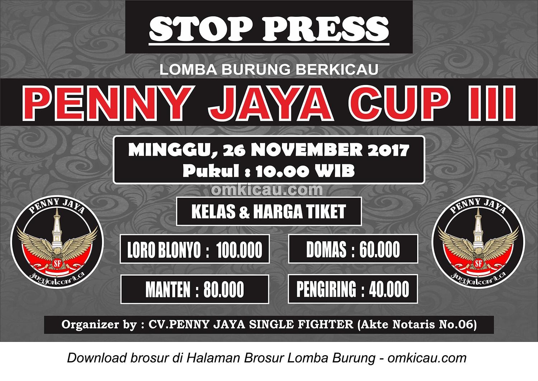 Penny Jaya Cup