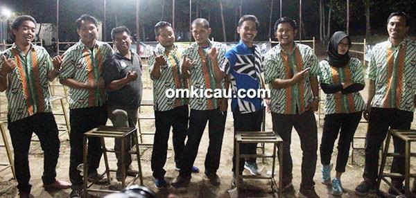 Tim Juri Ronggolawe Nusantara DPC Jogja